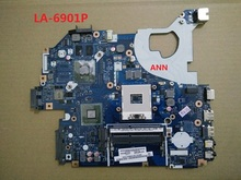Laptop motherboard for acer aspire 5750 5750G 5755G motherboard P5WE0 LA-6901P mainboard HM65 and DDR3 with 60 days warranty