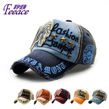 Sports cap,Baseball cap.Hat embroidery letters,Sun Hat, Cotton peaked cap, Male and female fashion cap.B9909(China)