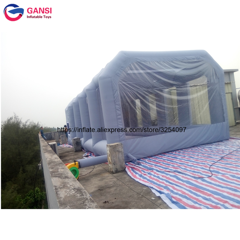 inflatable spray booth3