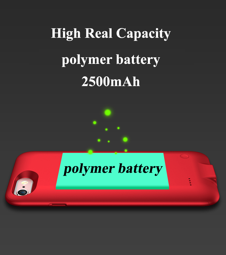 Battery Charger Cases For iPhone 6 6s NH-B012 Details (10) Nohon Bateria Case For Apple iPhone 6 i Phone 6 6s