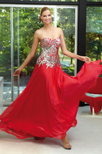 Hot Sale Indian Style Bling Bling Floor-Length Sweetheart Sequined Beach Vestidos Largos Big Size Backless Red Prom Dresses 2017