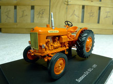France UH 1:43 Someca DA 50 L - 1955 model Fiat vintage tractor Alloy agricultural vehicle model