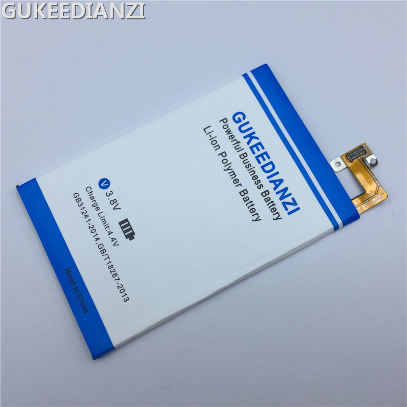 GUKEEDIANZI BL83100 Replacement Li-Polymer Battery 2020mAh For HTC Butterfly X920e Droid DNA Deluxe DLX One X5 THL21 Batteries(China)
