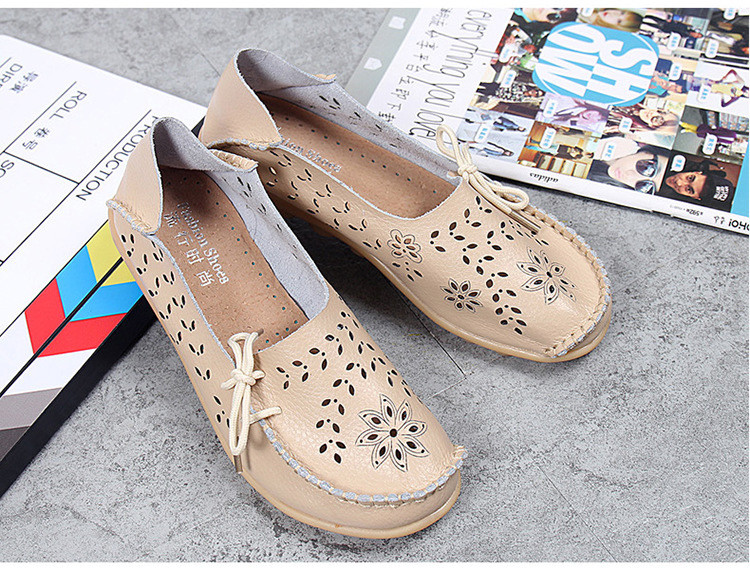 AH 911-2 (3) Women's Summer Loafers Shoes