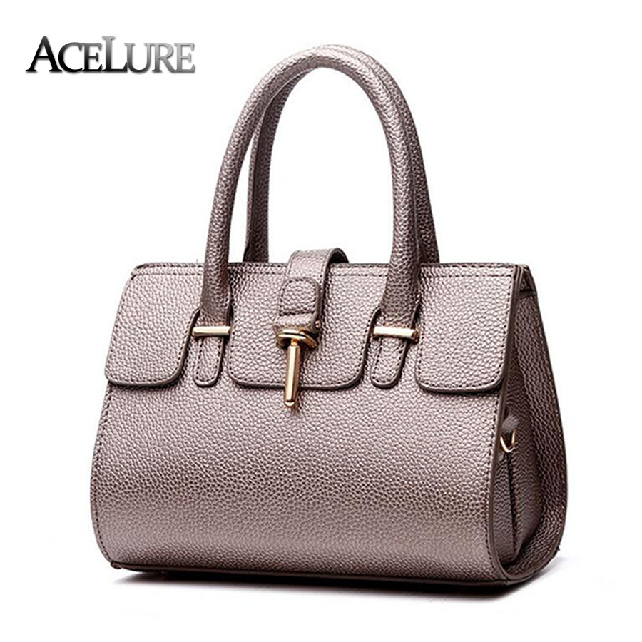 New 2017 Summer Contracted Women Handbags Female Messenger Bags Graceful Shoulder Bags For Ladies Totes Bags Chic Handtassens<br><br>Aliexpress