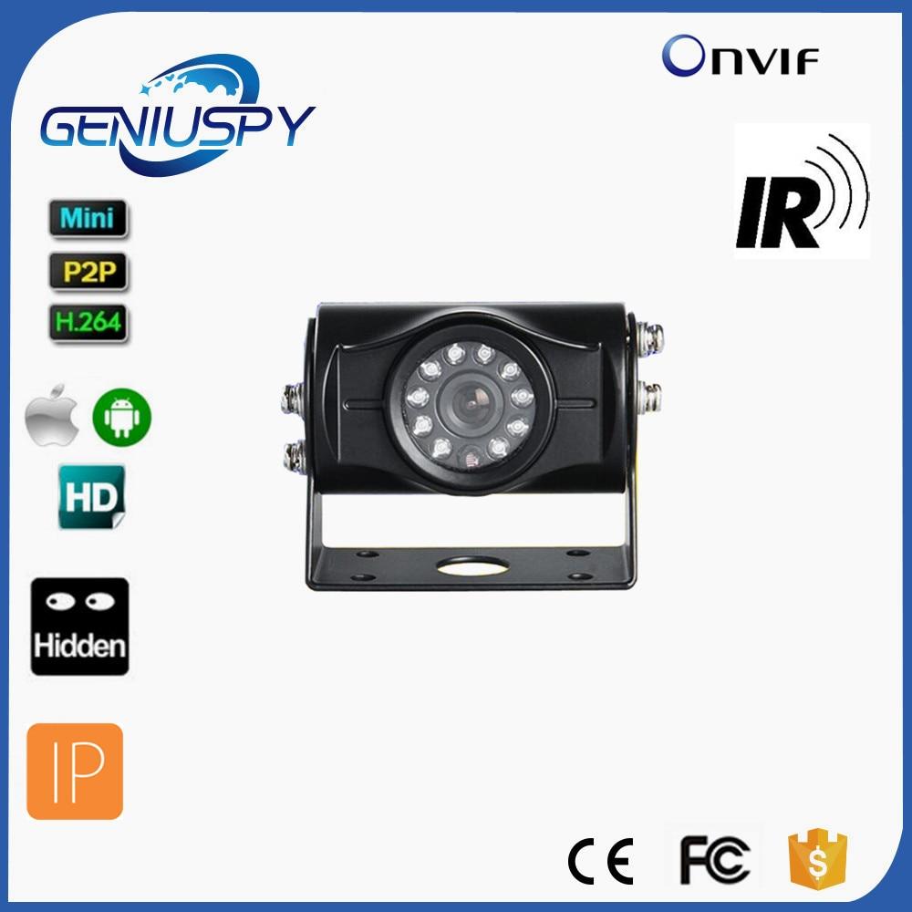 720P HD ONVIF2.0 School Bus Camera Mini IP Camera Indoor/Outdoor CCTV CAMERA IR Cut NIght Vision IP Camera Security<br>
