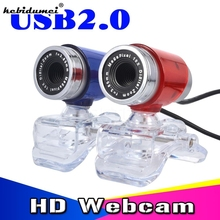High Quality USB 2.0 Web Cam 30M 30 Mega Pixel PC HD Webcam Camera for Cannon style PC Computer Laptop Notebook(China)