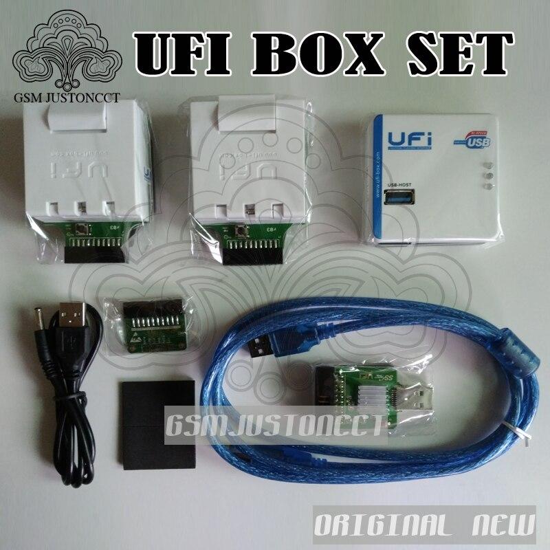 UFI box -gsmjustoncct-E