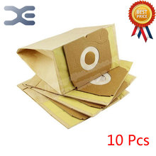 10Pcs High Quality Adaptation Electrolux Vacuum Cleaner Accessories Dust Bag Garbage Bag Paper Bag Z1550 / 1560/1570