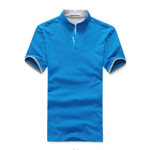 New 2016 Men's Brand Polo Shirt For Men Short Sleeve shirt six colors sports tennis Free Shipping