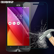 9H Tempered Glass Premium Screen Protector For Asus Zenfone GO ZB500KL ZB500KG 5.0 inch Anti-Explosion Protective Film Wholesale(China)