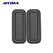 Aiyima 1Pairs 36*85MM Bass Diaphragm Bluetooth Vibration Speaker Passive Woofer Bass Membrane Plate Mini(China)