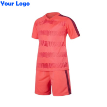 2016  17 Kids Soccer Jerseys Blank Training Set Soccer Uniform Plain Football Suits Can Customize Logo Name For Children Boy