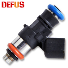 6 Pcs DEFUS Brand High Flow Capacity 1300CC Fuel Injector For Racing Modified Car Nozzle Injection Auto Spare Part Factory Price(China)