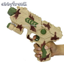 Abbyfrank Camouflage Paintball Gun Plastic Airsoft Pistol Toy Gun Paintball Ball Air Soft Arma Arme Orbeez Toys Airsoft CS Game(China)