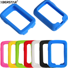 Silicone Gel Skin Case Cover for Garmin Edge 820 / Explore 820 GPS Cycling Computer
