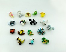100pcs/set Best selling action Figures Pocket doll capsule toys Insect Collecting Free shipping
