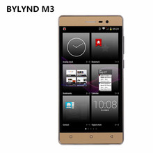 "cheap celular BYLYND M3 Android os China SmartPhones 1G RAM MTK  quad core 5.0"" mobile Phones unlocked 1280*720 HD in stock"