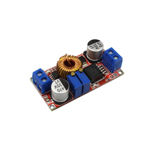 Smart Electronics Non-Isolated Constant Current And Voltage Lithium Charger Power Supply Module 5A LED Driver(China)