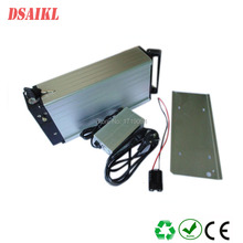 1000W 1200w powerLi ion Battery Pack 48V 24Ah 25ah with chrger for ebike/E-car/Scooter/Golf Cart(China)