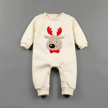 Cotton&fleece baby jumpers high quality Baby One-Piece Spring Romper baby rompers Autumn  children sleepsuit kid jumpsuits