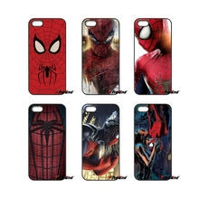 For Xiaomi Redmi Note 2 3 3S 4 Pro Mi3 Mi4i Mi4C Mi5S MAX iPod Touch 4 5 6 Spider Man Marvel Avengers Art Superman Phone Case