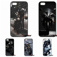 Fashion Motorcycle Motorbike Plastic Phone Cover Case For Xiaomi Redmi Note 2 3 3S 4 Pro Mi3 Mi4i Mi4C Mi5S MAX iPod Touch 4 5 6(China)