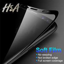 Buy H&A 3D Curved Plating Screen Protector Samsung Galaxy S8 Plus S7 Edge Note 8 Front Back Film Tempered Glass for $1.79 in AliExpress store