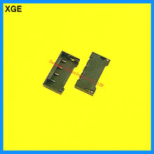 10pcs/lot XGE New Inner FPC Connector Battery Holder Clip Contact replacement on motherboard for Iphone 4S iphone4S(China)