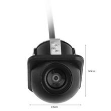Car Waterproof 170 Degree Flexible Wide Night Vision Camera Rear View Parking Security Black Color Small Camera