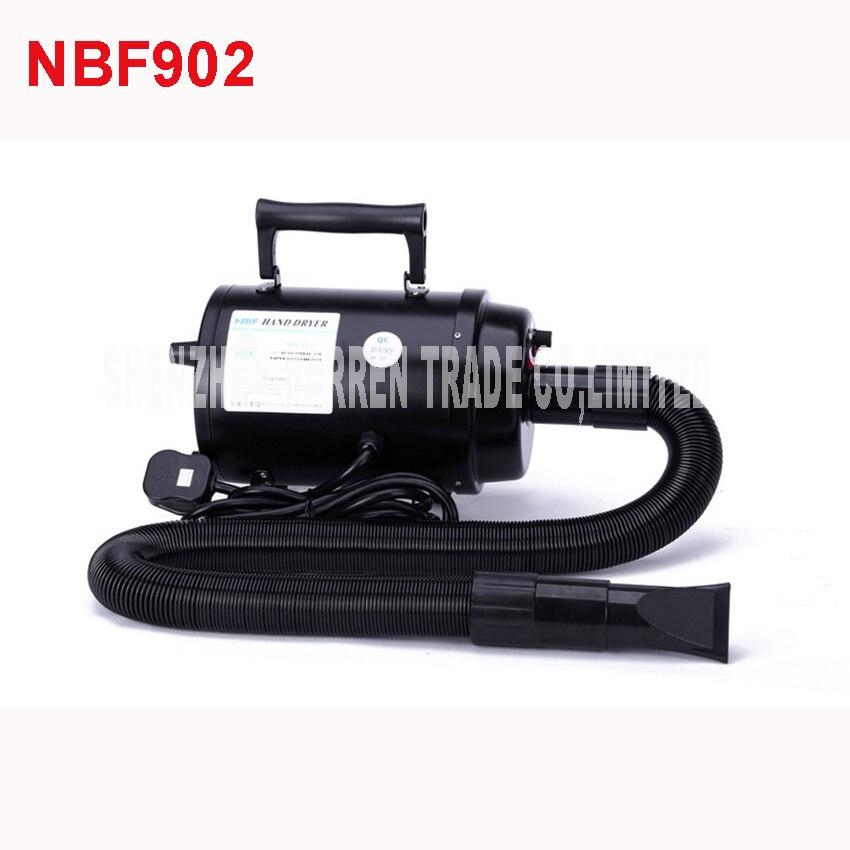 Hairdryer Motors Black Pet Dog Hair dryer Blower 220 v 110v 2800 w EU / au / plug of the United States Wind Variable<br><br>Aliexpress