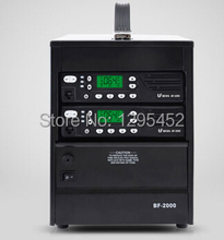 Repeater Beifeng BFDX BF-2000 VHF/UHF 25Watts 99 Channel Two-way Radio Power Base Repeater with Duplexer
