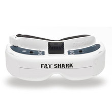 Fatshark FSV1076 Fat Shark Dominator HD3 HD V3 4:3 Video Glasses Headset HDMI DVR FPV Goggles For RC Multicopter Antenna Toys