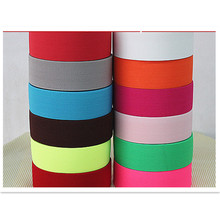 High Elastic Bands 5cm color elastic durable rubber belt ribbon garment accessories DIY dress pants shoes clothing accessories(China)