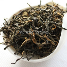 250g Chinese new black tea Dianhong bud early spring dianhong black tea Fengqing Yunnan black tea organic food for keep health