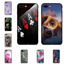 Buy Clear Soft TPU Case Apple iPhone 7 Plus Cute Cartoon Design Silicon Back Cover New Arrival Case Apple iPhone7 Plus for $1.80 in AliExpress store