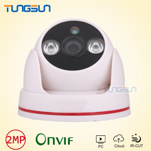 Buy New 2mp HD IP Camera 1080p Security indoor white ABS Shell Dome Surveillance camera ip p2p CCTV IR Array LED Onvif WebCam ipcam for $34.49 in AliExpress store