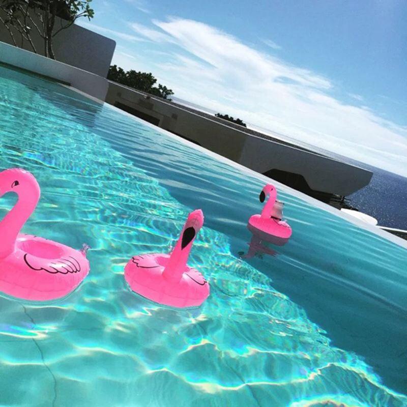Mini Inflatable Flamingo (15)