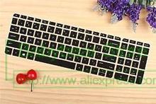 15.6 inch Silicone laptop keyboard cover Prorector For Pavilion 15-ac047tx/ac078tx envy 15-ae021tx HP STAT WARS envy 17-r004tx