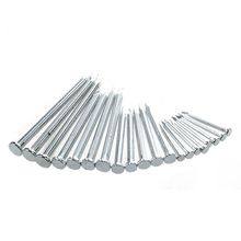 Hardware 4 Different Size Iron Nails Fitting 20 Pcs(China)