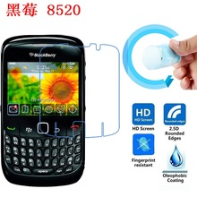 BlackBerry Curve Screen Protective Film, Ultra-Thin Soft Pet Screen Protector Film for BlackBerry Curve 8520 9300(China)