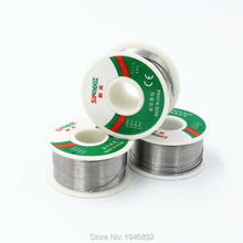 High quality New Arrival 63/37 0.6/0.8/1.0mm Tin Rosin Core Tin/Lead 0.6/0.8/1.0mm Rosin Roll Flux Solder Wire Reel