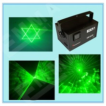 500mW Green 25kpss ILDA Animation laser Light(China)