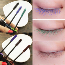 Beauty Mascara Waterproof Long Fiber Curling Eyelash Extension Makeup Cosmetics