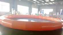PVC customized swimming pool factory customized giant pool(China)