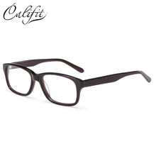 CALIFIT Vintage Design Myopia Glasses Women With Prescription Lenses Color Tint Optical Eye Glasses Men Astigmatism Spectacles(China)