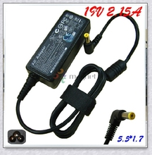 19V 2.15A Power Supply For Acer Aspire one Netbook D756 D250 D265 W500 S5 A110 A150 103 AC DC Adapter Charger 5.5x1.7mm