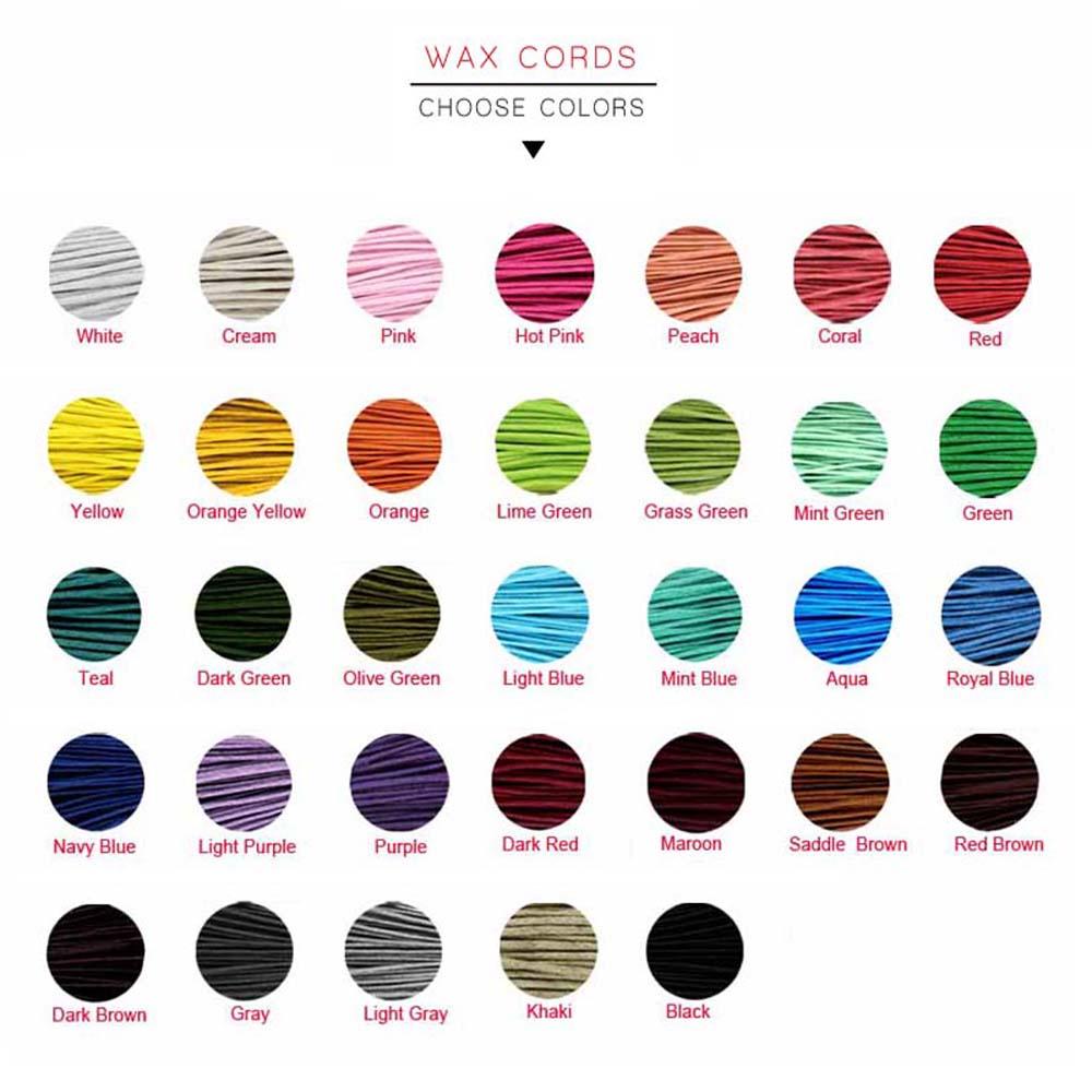 Wax Cords