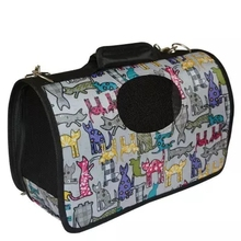 S/M/L NICE Pet Dog Carrier Travel Bag Crate Cat Tote Cage Folding Kennel pet bag portable teddy dog Bag backpack