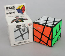 Moyu Crazy Windmill black/white Speed Cube Puzzle Educational Toy Gift Idea Free Shipping Drop Shipping(China)